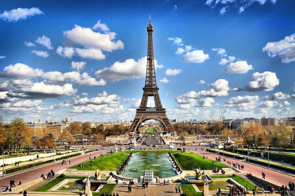 Pari thành phố ánh sáng của nước Pháp
