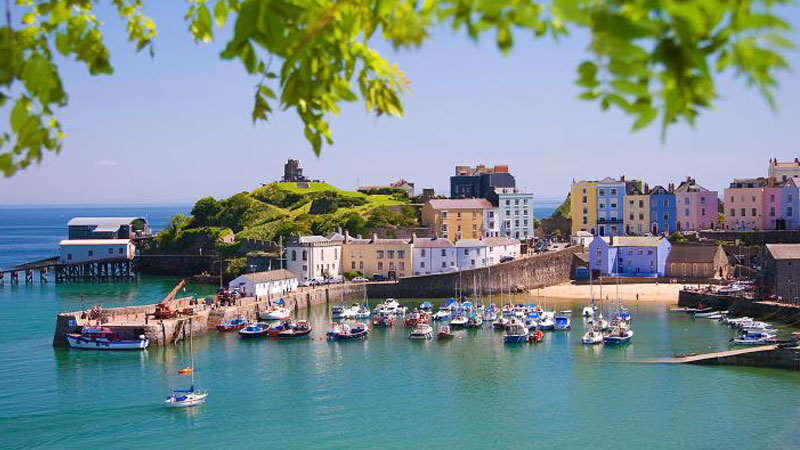 Pembrokeshire nơi hút hồn bao du khách