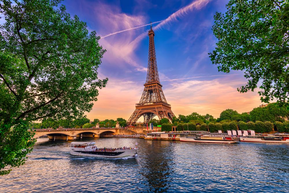 Du lịch Pháp - Điểm hẹn chào đón mọi du khách