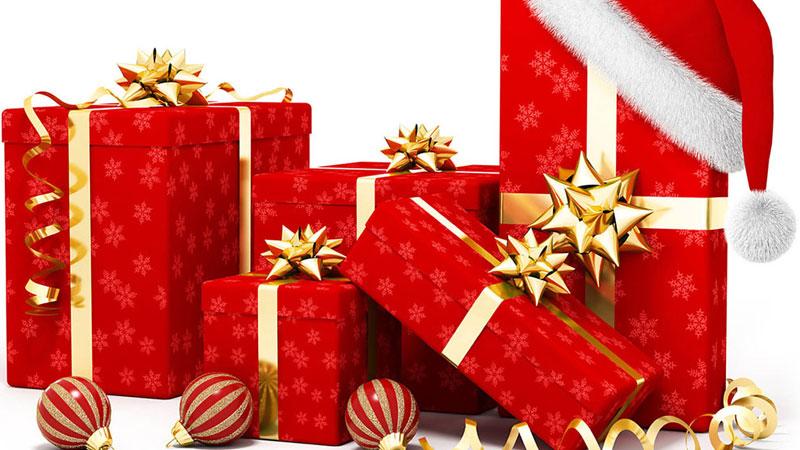 Qùa Giáng Sinh là một điều không thể thiếu trong ngày lễ Giáng sinh