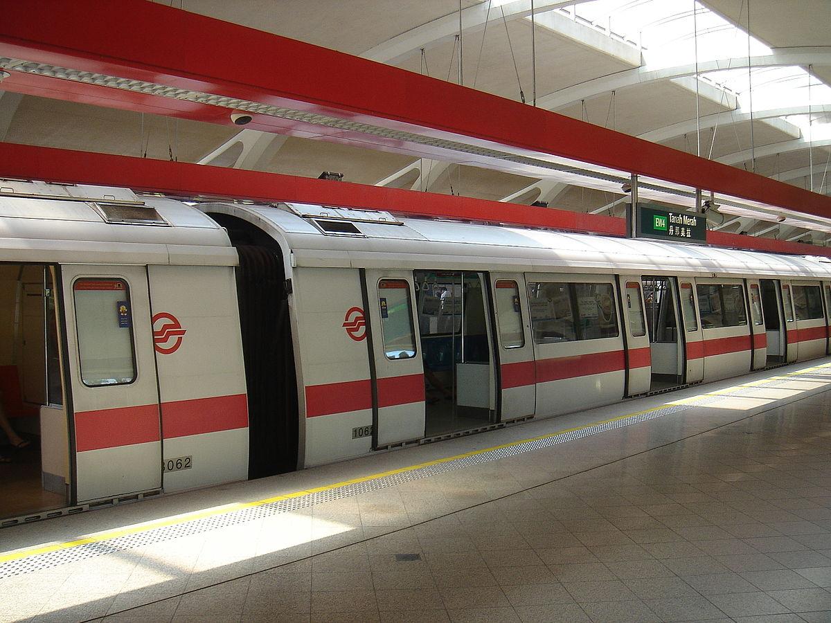Du lịch Singapore - Phương tiện đi lại tại Singapore