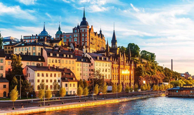 Du lịch Thụy Điển mùa Thu