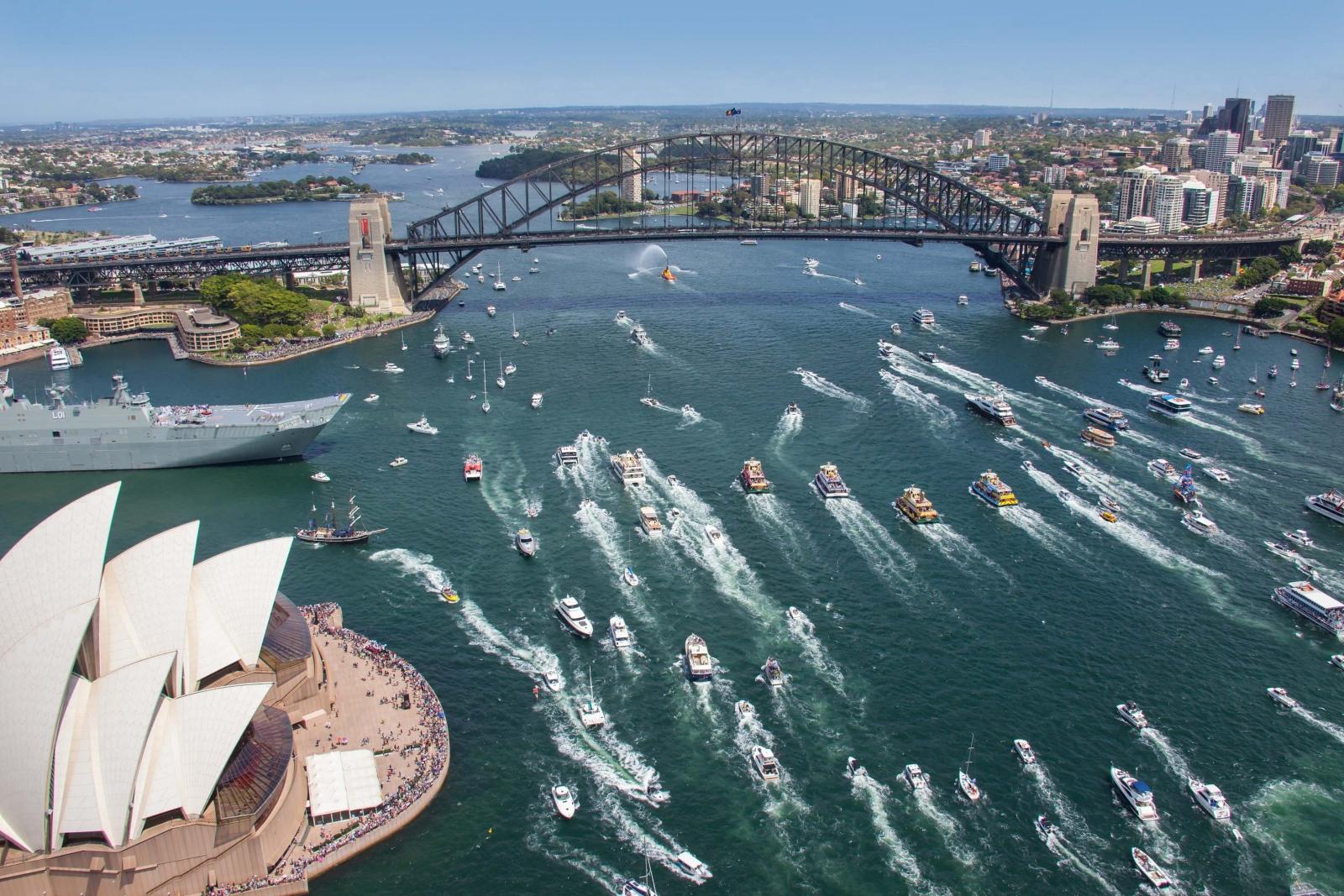 6 địa điểm nhất định phải đến khi đi mùa xuân nước Úc