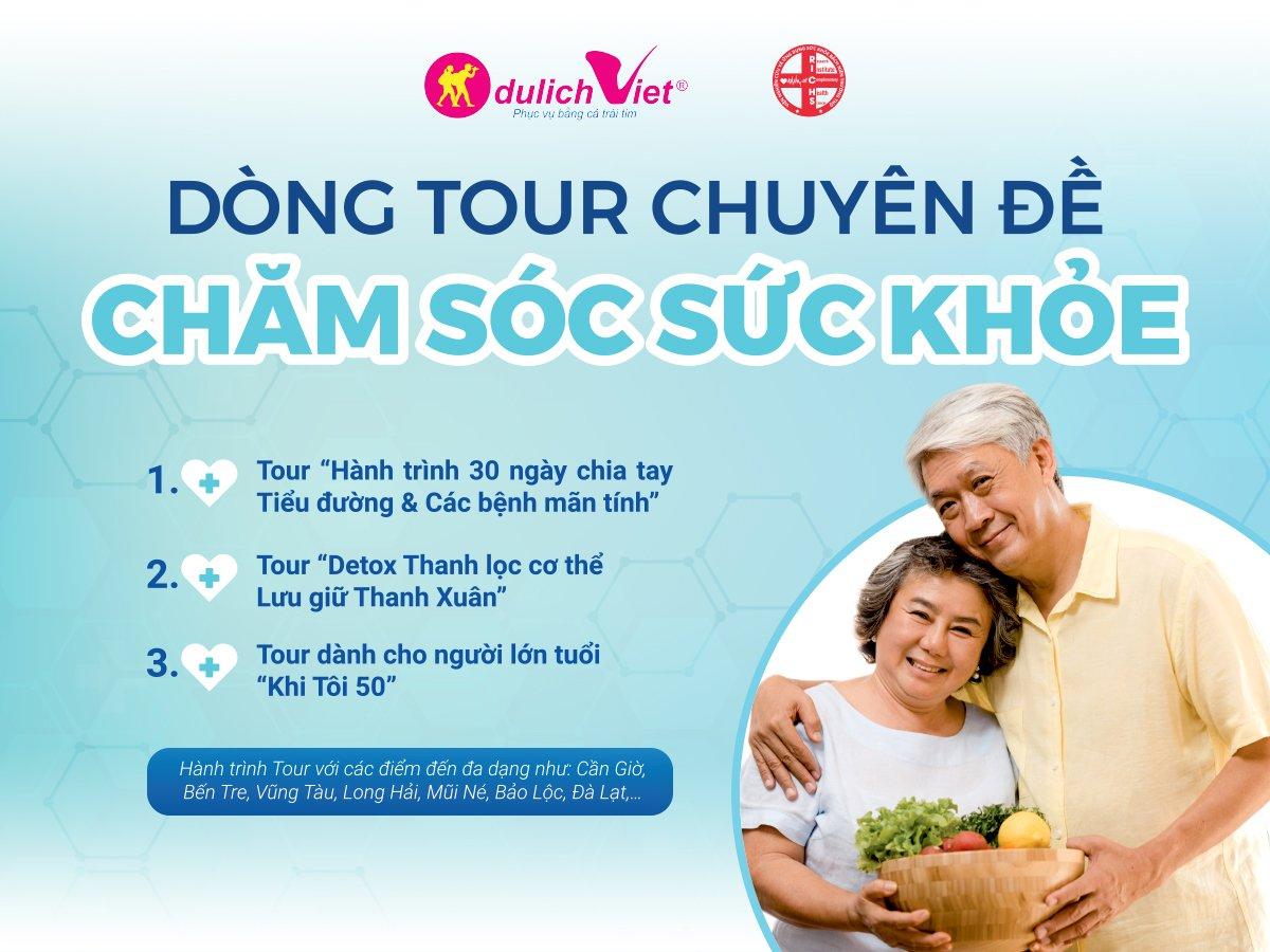"""Lễ ký kết hợp tác """"Tour Chuyên đề Sức Khỏe"""" giữa Du Lịch Việt & RICHS"""