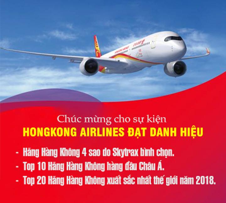 HongKong Airlines xin thông báo chương trình khuyến mãi đặc biệt từ SGN đến AKL