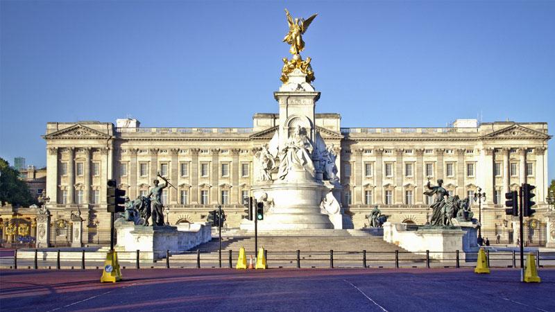 Cung điện Buckingham - Du Lịch Anh