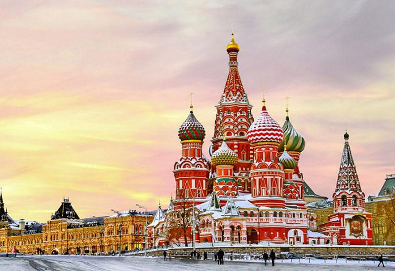Du lịch Nga khám phá những điểm check-in siêu đẹp