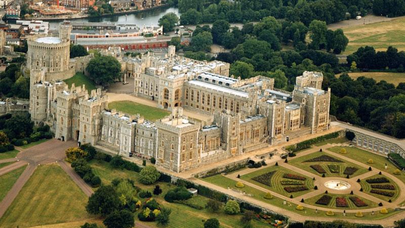 Lâu đài Windsor - Du Lịch Anh