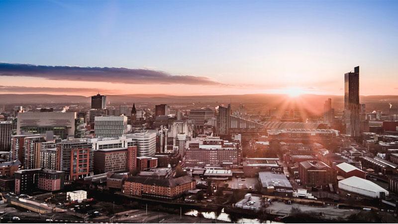Manchester - Du lịch Nhà hát của những giấc mơ