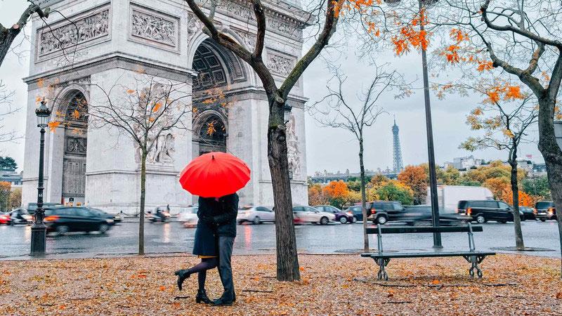 Nước Pháp trong mùa thurực rỡ