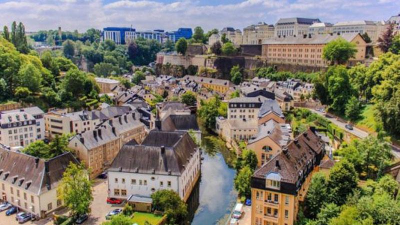 Thời điểm du lịch Luxembourg lý tưởng vào mùa xuân, thu