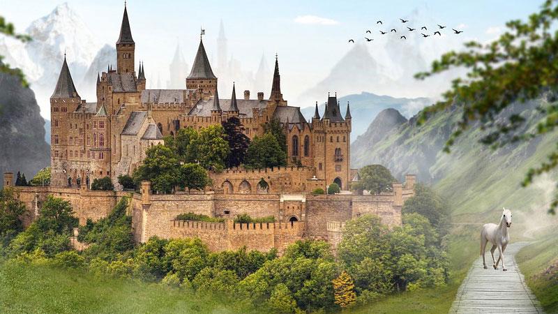 Bourscheid là lâu đài cổ còn tồn tại ở Luxembourg
