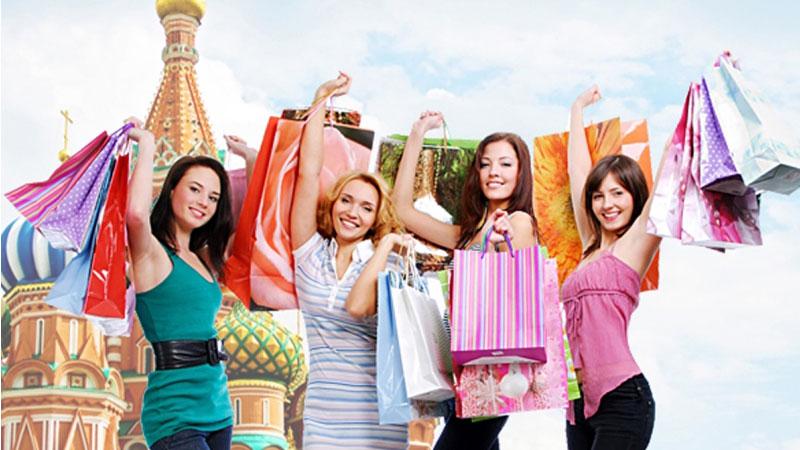 Mua sắm tại các siêu thị ở Nga với giá cả khá cao