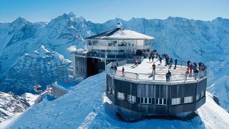Du lịch Thụy Sĩ: Những điểm du lịch được nhiều du khách yêu thích