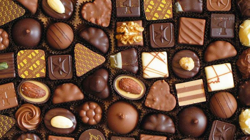 Chocolate Thụy Sĩ