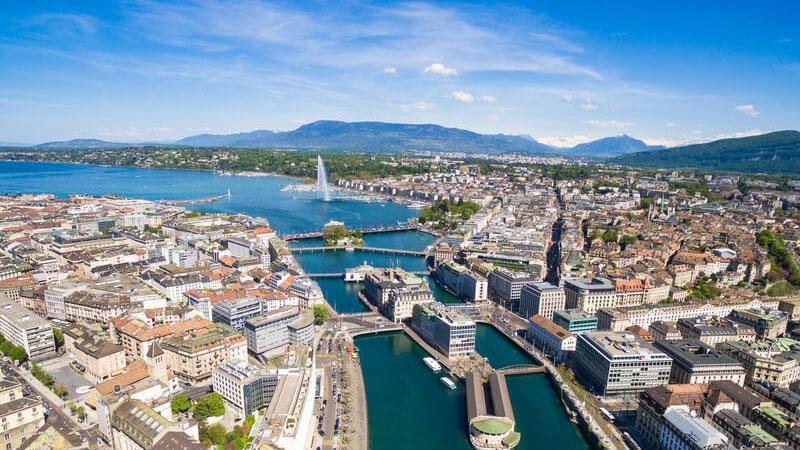 Du lịch Thụy sỹ - thành phố Geneva
