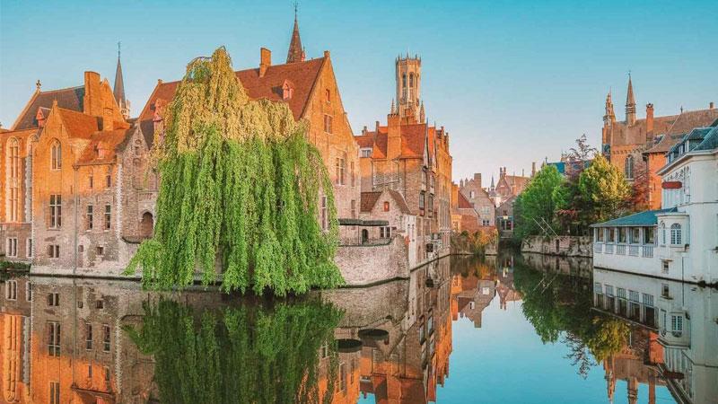 Thời gian thích hợp đi du lịch Bỉ