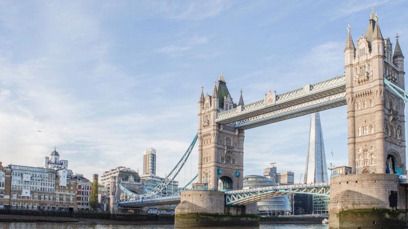 Thủ đô london xa hoa và tráng lệ