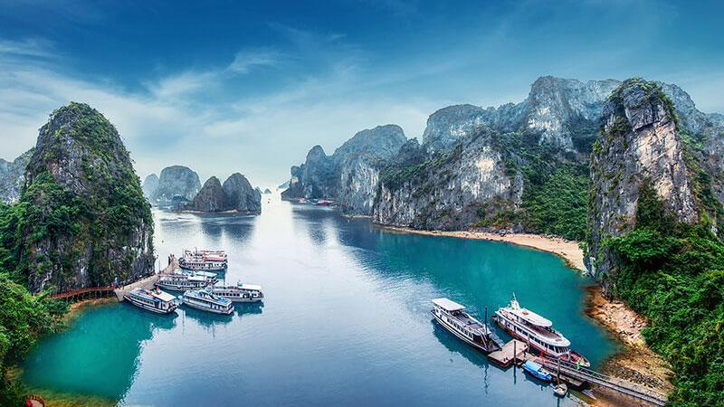 Tour Hạ Long -Khám phá Di sản Thiên nhiên Thế giới vịnh Hạ Long
