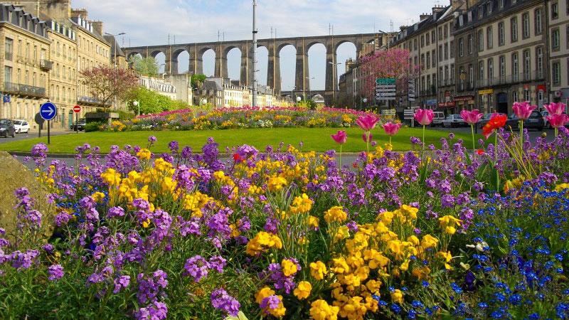 Mùa xuân và mùa thu là hai thời điểm đẹp nhất để khám phá Luxembourg