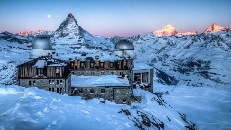 Du Lịch Thụy Sỹ - Zermatt