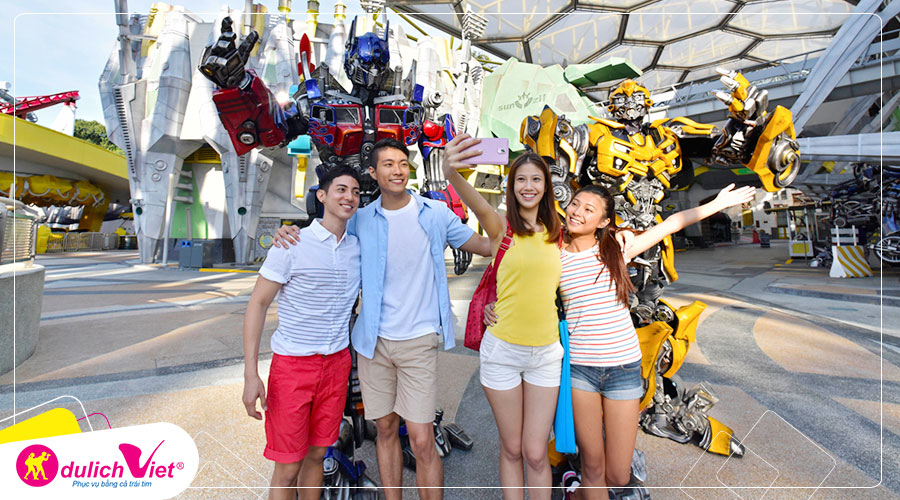 Free and Easy - Combo Universal Studios Singapore + Singapore Cable Car Sky Pass