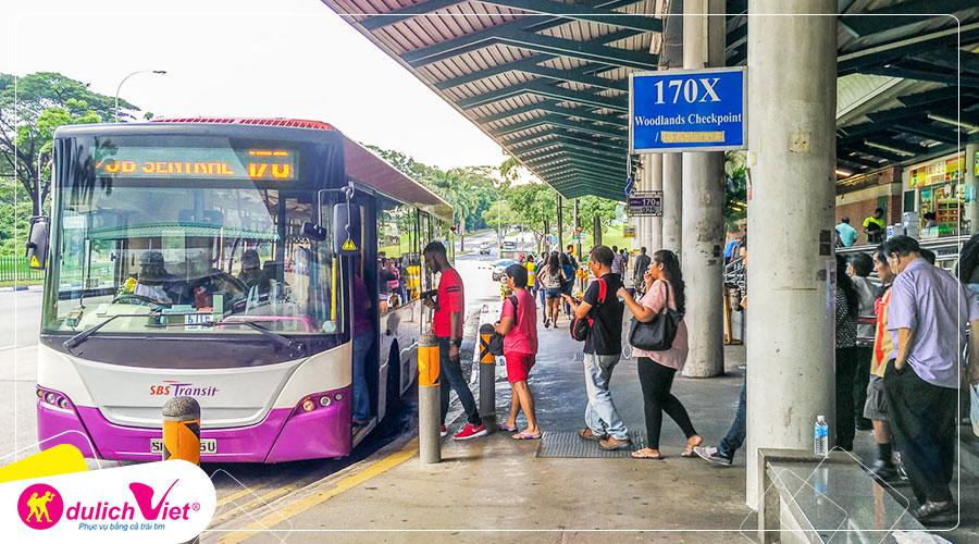 Free and Easy - Dịch vụ xe đưa đón ở Singapore