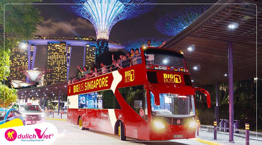 Free and Easy - Tour tham quan thành phố về đêm