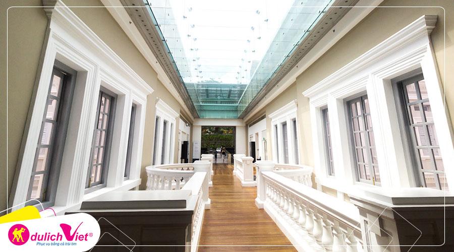 Free and Easy - Vé tham quan Bảo tàng quốc gia Singapore