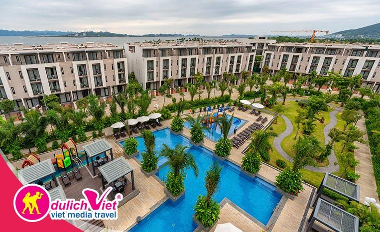Tour Free & Easy Hạ Long - Voucher nghỉ dưỡng cao cấp 4 sao Royal Lotus Hạ Long Resort & Villas 2019