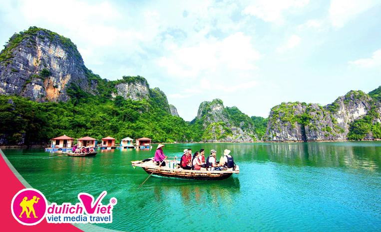 Tour Free & Easy Hà Nội - Combo nghỉ dưỡng đẳng cấp thượng lưu trên du thuyền Athena Cruise 5 sao - Khám phá Vịnh Bái Tử Long 2019
