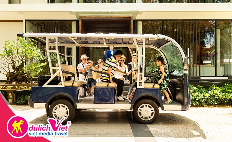 Combo Family đẳng cấp 5 sao tại Saint Simeon Resort and Spa Long Hải + Xe riêng đón tiễn tại nhà Sài Gòn 2019