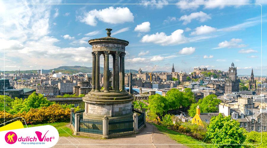 Du lịch Anh - Scotland mùa Hè 8 ngày 7 đêm khởi hành từ Sài Gòn giá HOT
