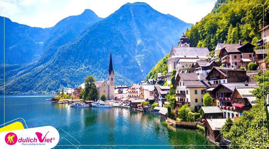 Du lịch Châu Âu - Pháp - Thụy Sĩ - Ý - Vatican - Áo - Đức mùa Hè 2020 từ Sài Gòn giá tốt