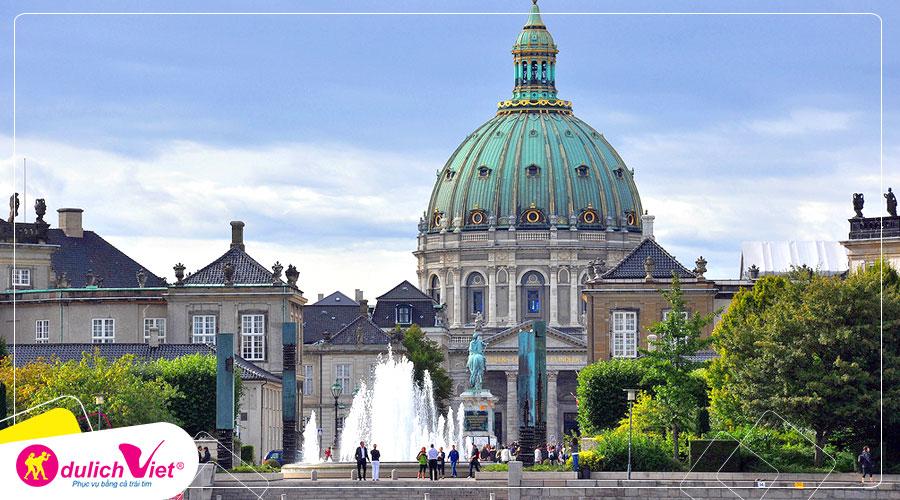 Du lịch Bắc Âu - Đan Mạch - Na Uy - Thụy Điển mùa Hè 2020 từ Sài Gòn giá tốt