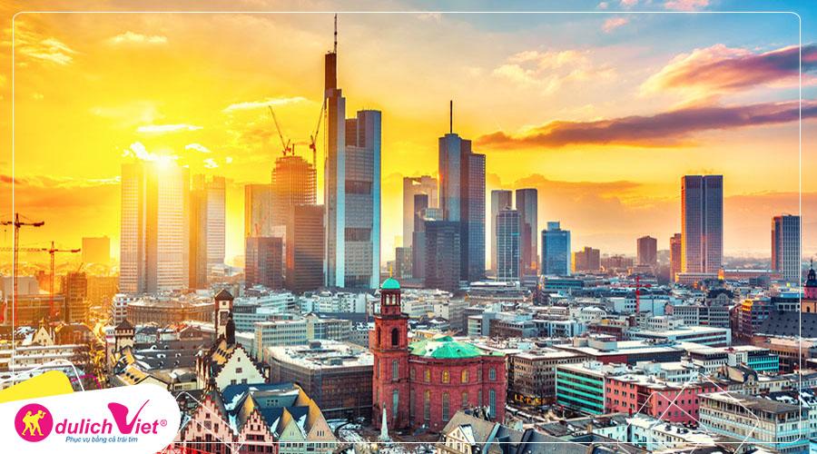 Du lịch Tết Âm lịch 2020 - Tour Đức -  Hà Lan - Bỉ - Pháp - Luxembourg từ Hà Nội giá tốt
