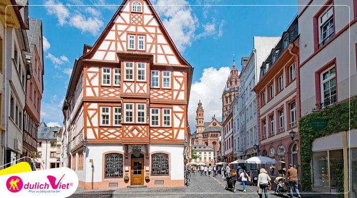 Du lịch Châu Âu - Pháp - Đức - Áo - Hungary - Slovakia - Séc mùa Hè từ Hà Nội giá tốt