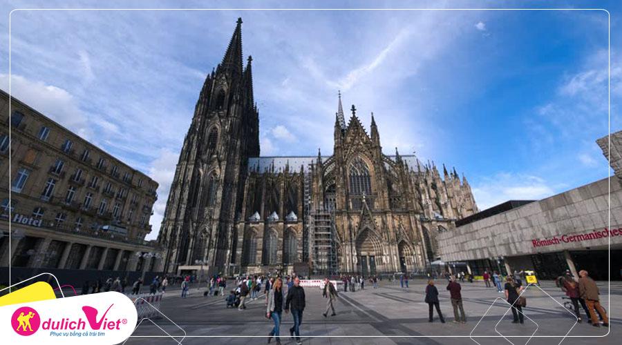 Du lịch Tết Nguyên Đán 2020 - Tour Đức - Hà Lan - Bỉ - Pháp - Luxembourg từ Sài Gòn giá tốt