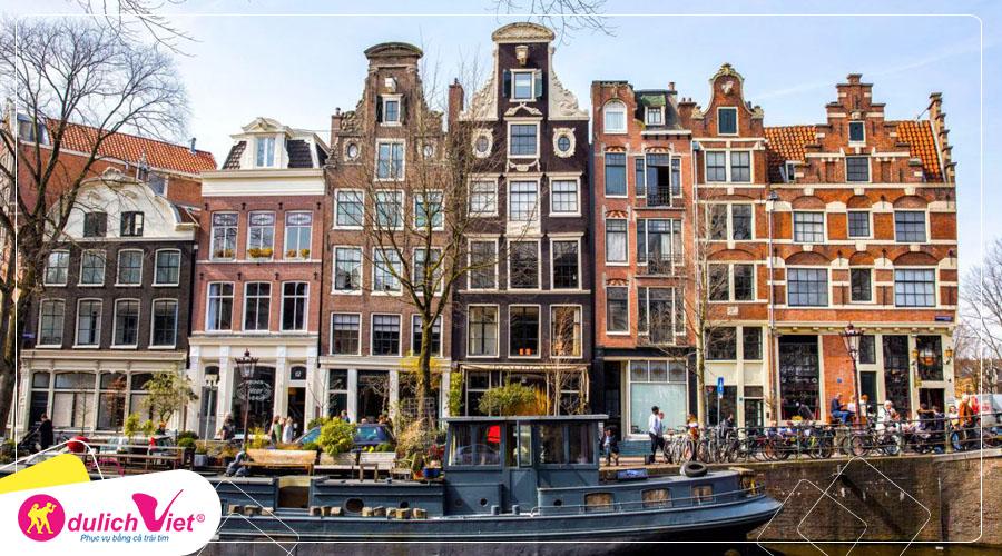 Du lịch Tết âm lịch 2020 - Tour Pháp - Luxembourg - Bỉ - Hà Lan - Đức từ Sài Gòn giá tốt