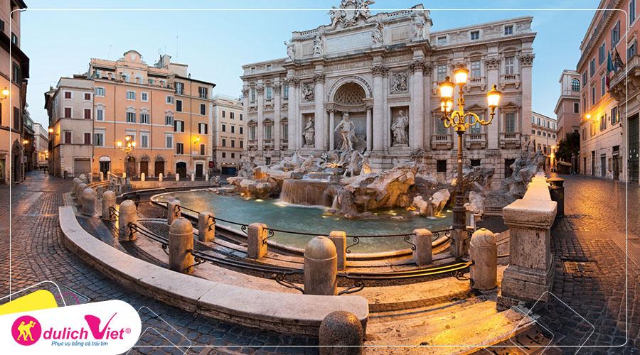 Du lịch Châu Âu - Pháp - Thụy Sĩ - Ý - Vatican - Áo - Đức 11 ngày mùa Thu từ Sài Gòn giá tốt