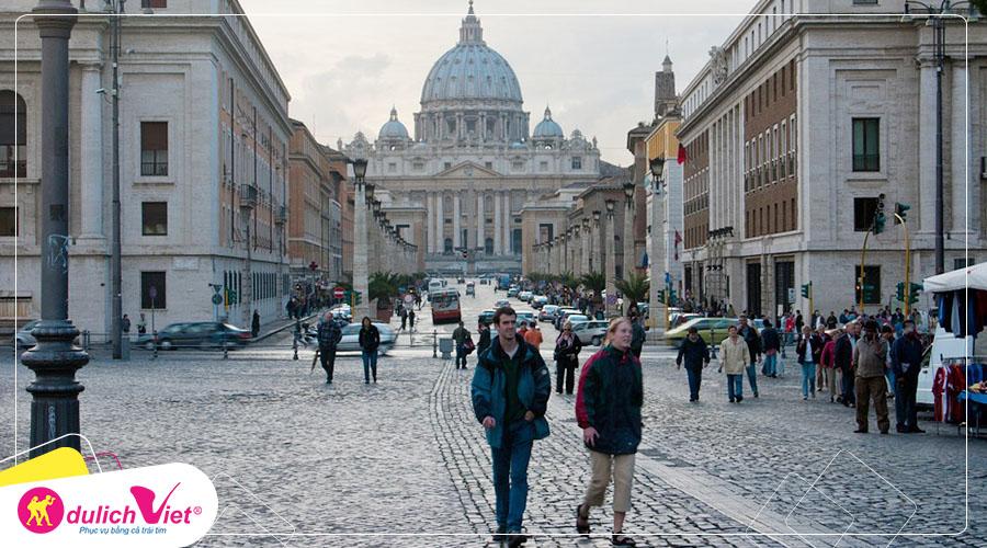 Du lịch Tết Âm lịch 2020 - Tour Pháp - Đức - Thụy Sĩ - Ý - Vatican từ Sài Gòn giá tốt