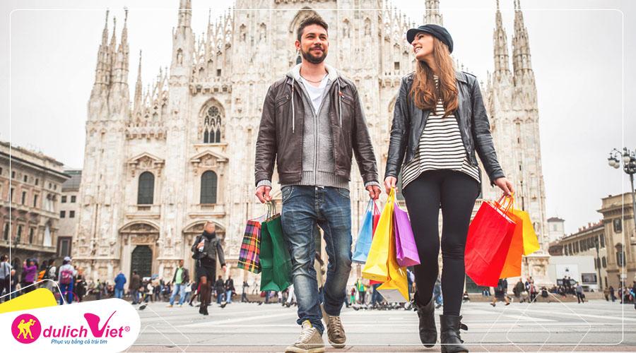 Du lịch Châu Âu - Pháp - Thụy Sĩ - Ý - Hungary - Slovakia - Áo - Séc mùa Hè từ Sài Gòn giá tốt