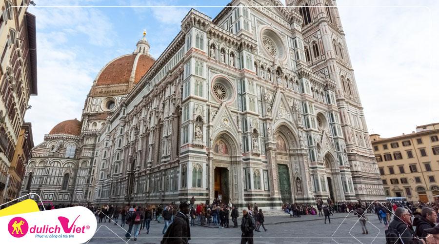 Du lịch Tết Nguyên Đán 2020 - Tour Pháp - Thụy Sĩ - Ý - Vatican từ Sài Gòn giá tốt