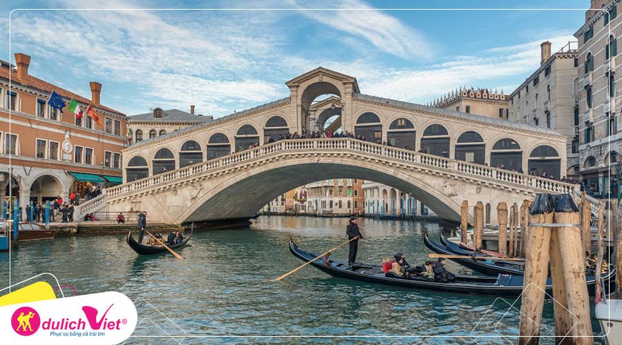 Du lịch Tết Nguyên Đán 2020 - Tour Pháp - Thụy Sĩ - Ý - Vatican - Áo - Đức từ Hà Nội giá tốt