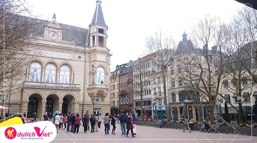 Du lịch Tết Âm lịch 2020 - Tour Hà Lan - Bỉ - Luxembourg - Pháp từ Sài Gòn giá tốt