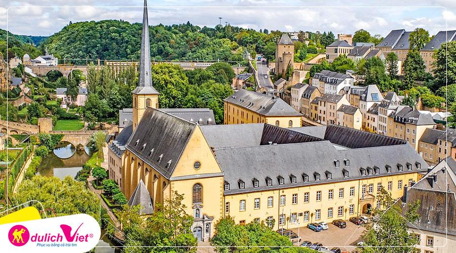 Du lịch Châu Âu - Đức - Hà Lan - Bỉ - Pháp - Luxembourg mùa Hè 2020 giá tốt