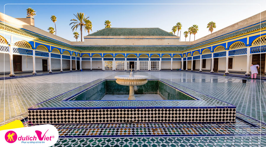 Du lịch Marocco và Casablanca khám phá xứ sở nghìn lẻ một đêm từ Sài Gòn giá HOT