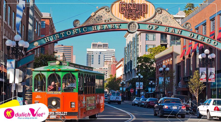 Du lịch Mỹ mùa Xuân - Los Angeles - Las Vegas - San Diego từ Sài Gòn giá tốt