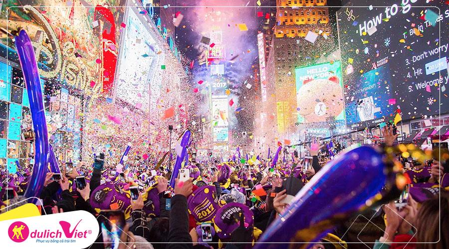 Du lịch Mỹ Tết Âm Lịch 2020 - New York - Philadelphia - Washington D.C - Las Vegas - Los Angeles - San Diego giá tốt