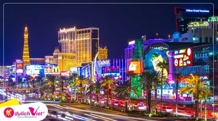 Du lịch Mỹ - New York - Washington D.C - Las Vegas - Los Angeles mùa Hè từ Hà Nội giá tốt